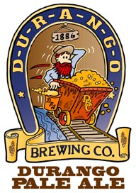 Durango Brewing Beer Label